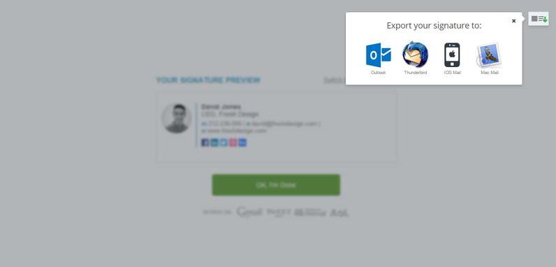export_to_wisestamp