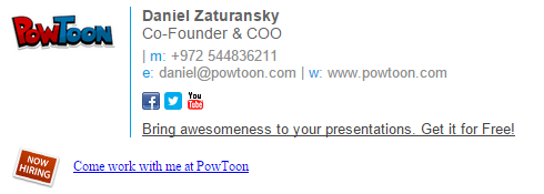 Powtoon_cofounder_signature