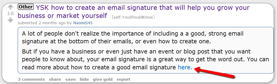 WiseStamp on_Reddit