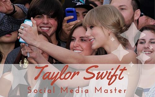 Taylor Swift Social Media Master