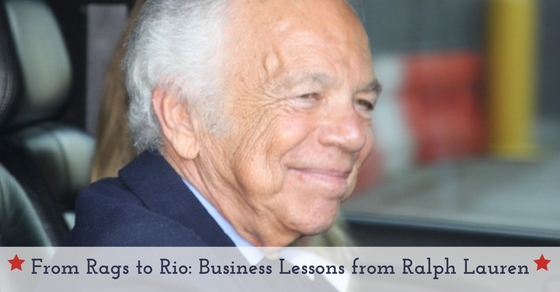 From Rags to Rio: Business Lessons from Ralph Lauren