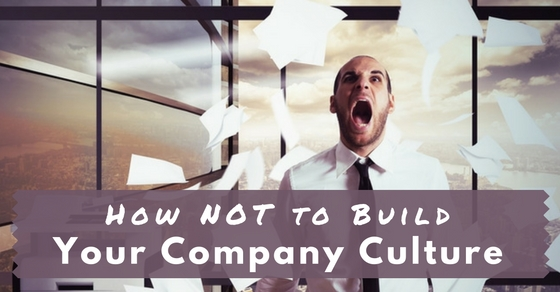 How Not to Build Your Office Culture