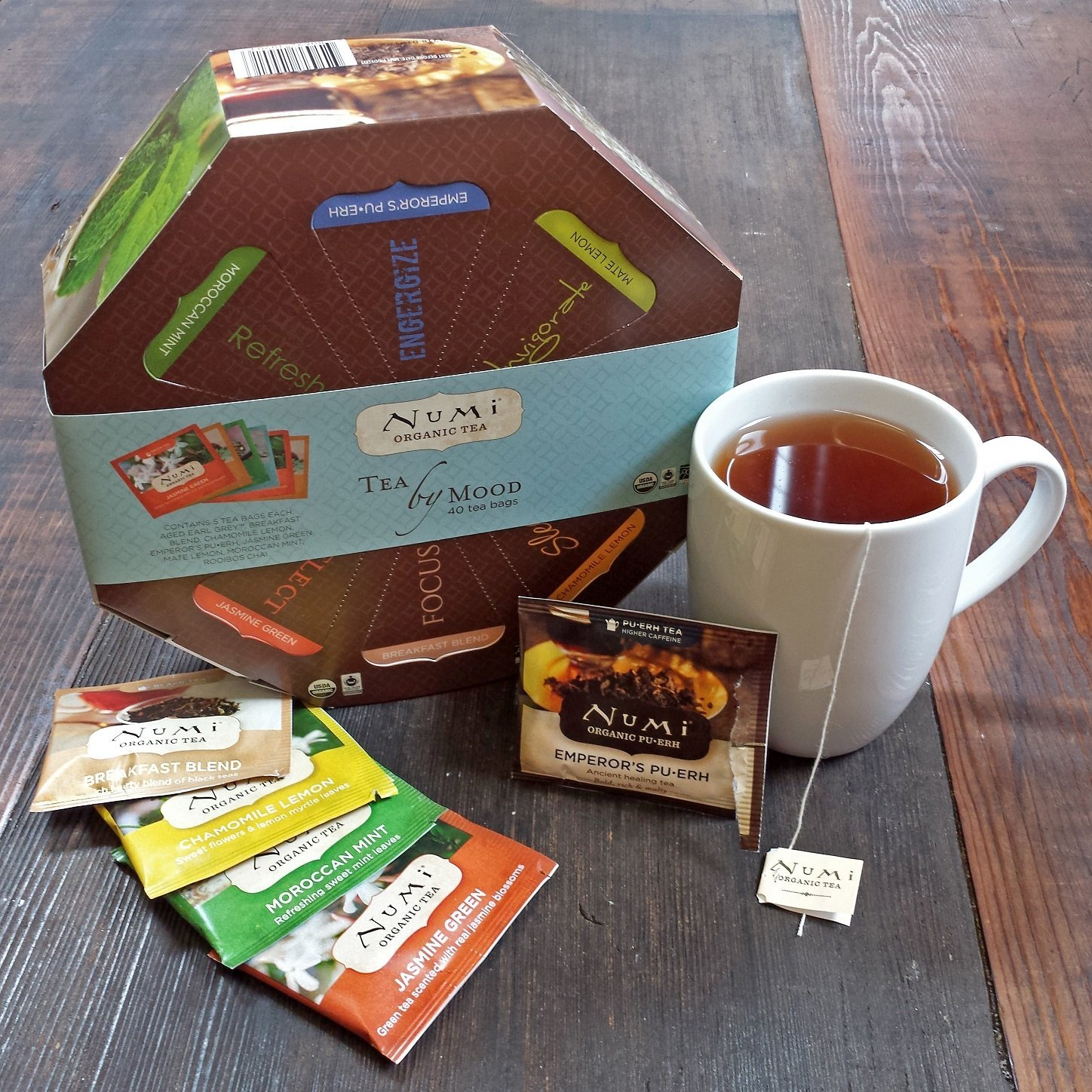 Numi Tea Box Set