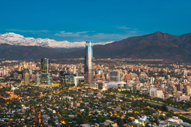 Santiago digital nomad