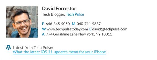 Tech Blogger 1