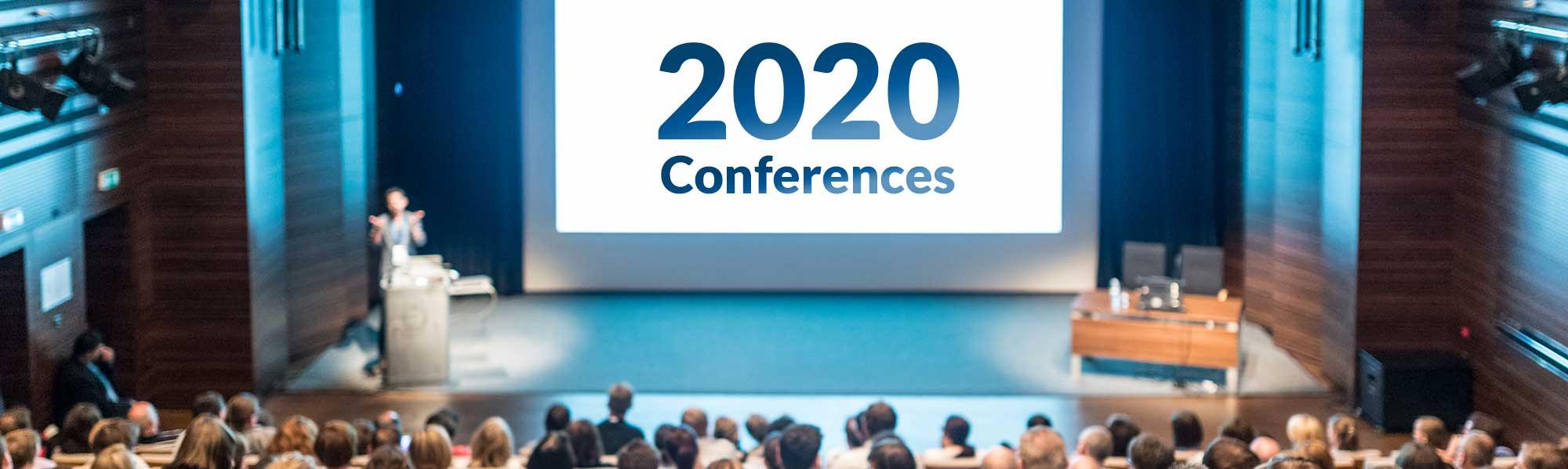 2020 conferences audience