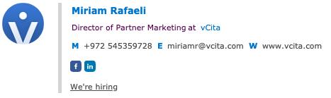 Partner Director Vcita
