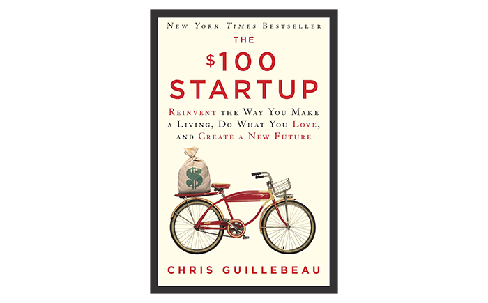 The $100 StartUp book cover - best managerial startup books