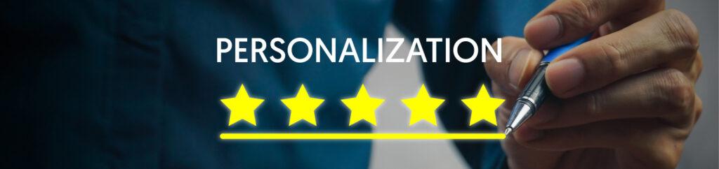 five stars for customer service