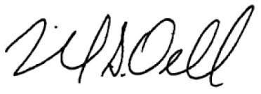 Michael-Dell signature