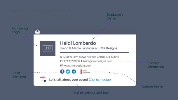 hmr signature key features