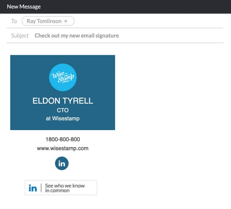 Linkedin button image and icon