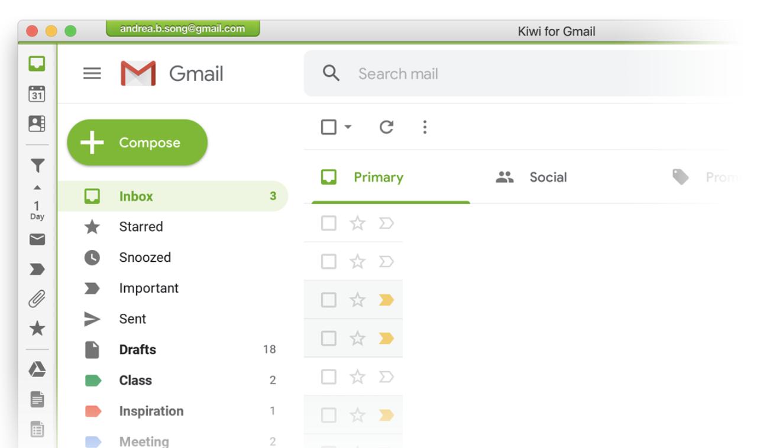 gmail app for mac Kiwi