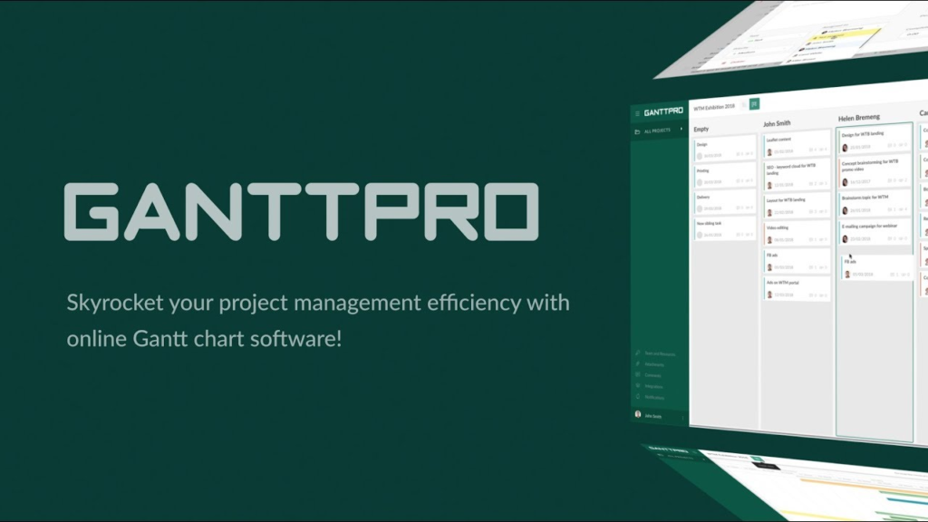 GANTTPRO black  friday offer on their software
