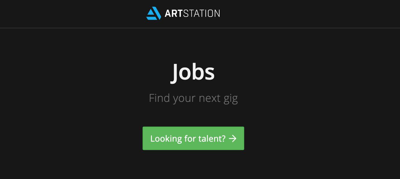 Art station- Freelance website designers & artists