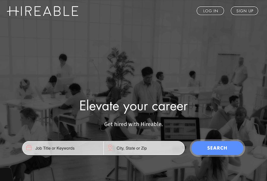 Hireable - freelance platform