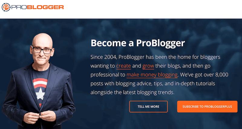 Pro blogger - best freelance problogger job board