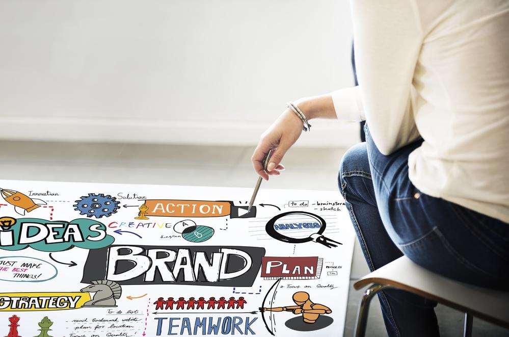 Brand Branding Strategy Storytelling Marketing Creative Concept