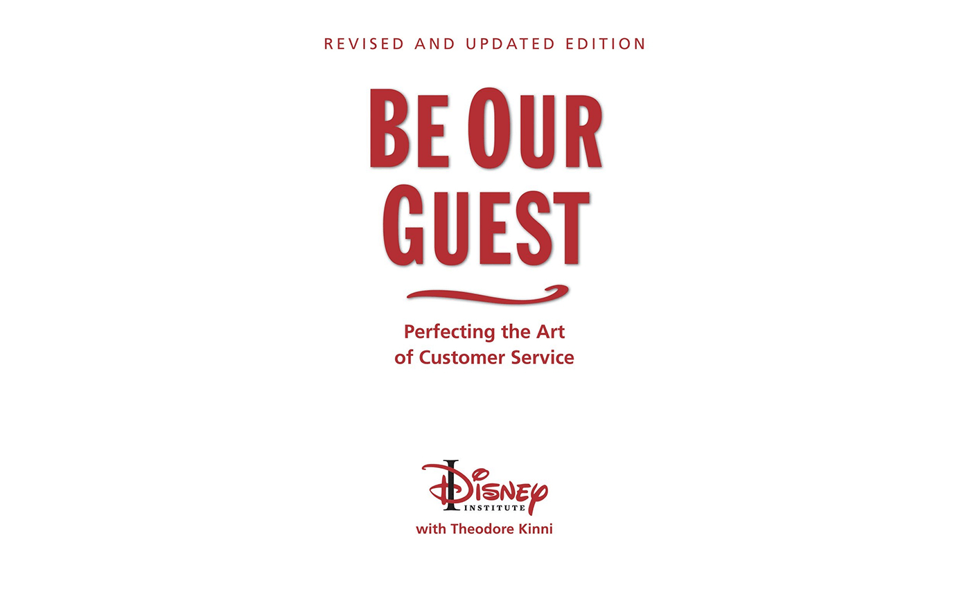 Be Our Guest - best marketing book for small business on customer relations