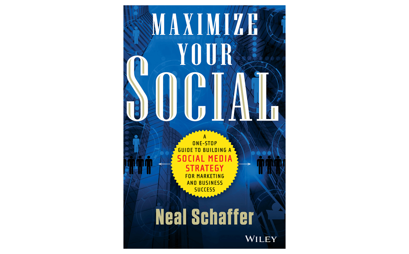 maximize your social - best social media marketing books for small business owners