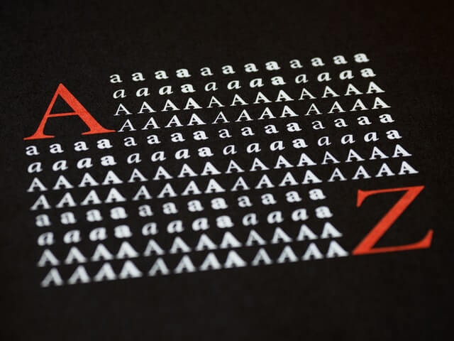 serif vs san serif fonts