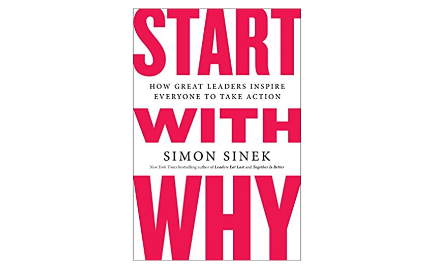 Start with why - best small business books on developing leadership skills