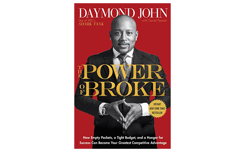 the power of broke - best book for small business owners on self empowerment