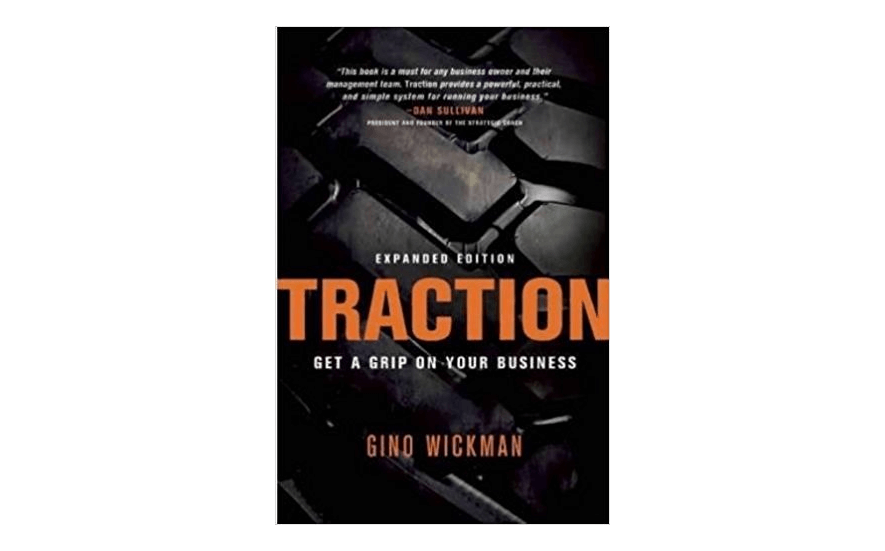 Traction - best books on small business management
