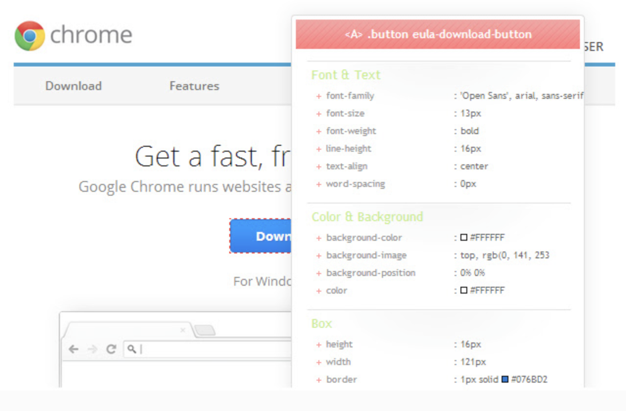 Best chrome addons for developer