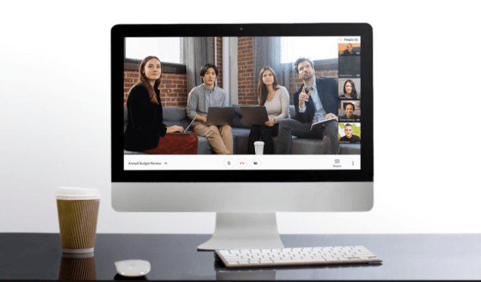 best video conference software - hangouts