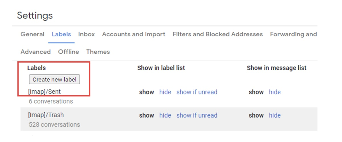 labels for gmail-min