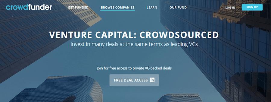 crowdfunder marketing
