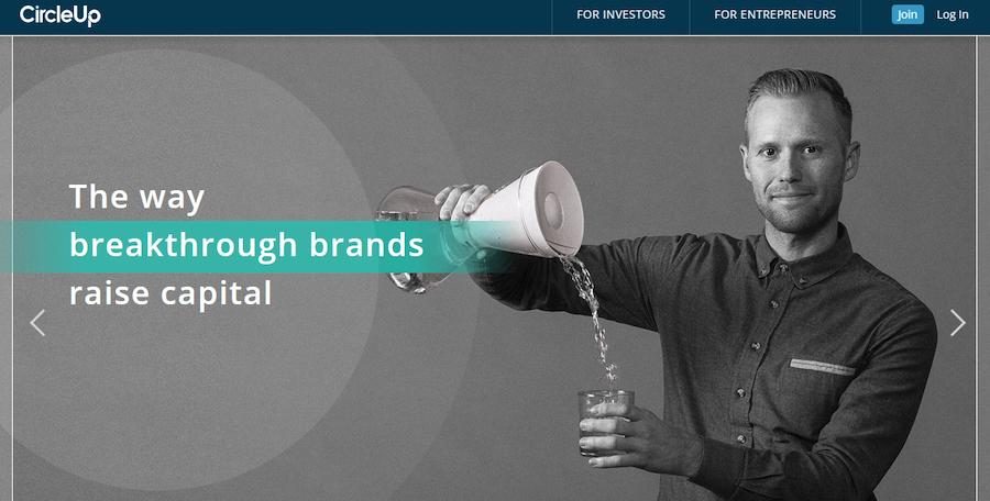 crowdfunding advertising - circle-p