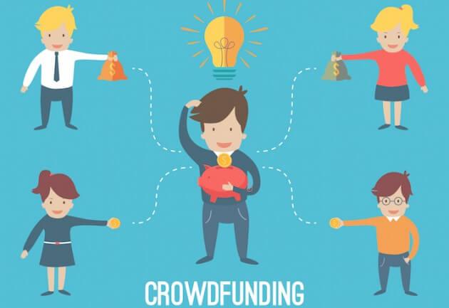 why do crowdfunding?