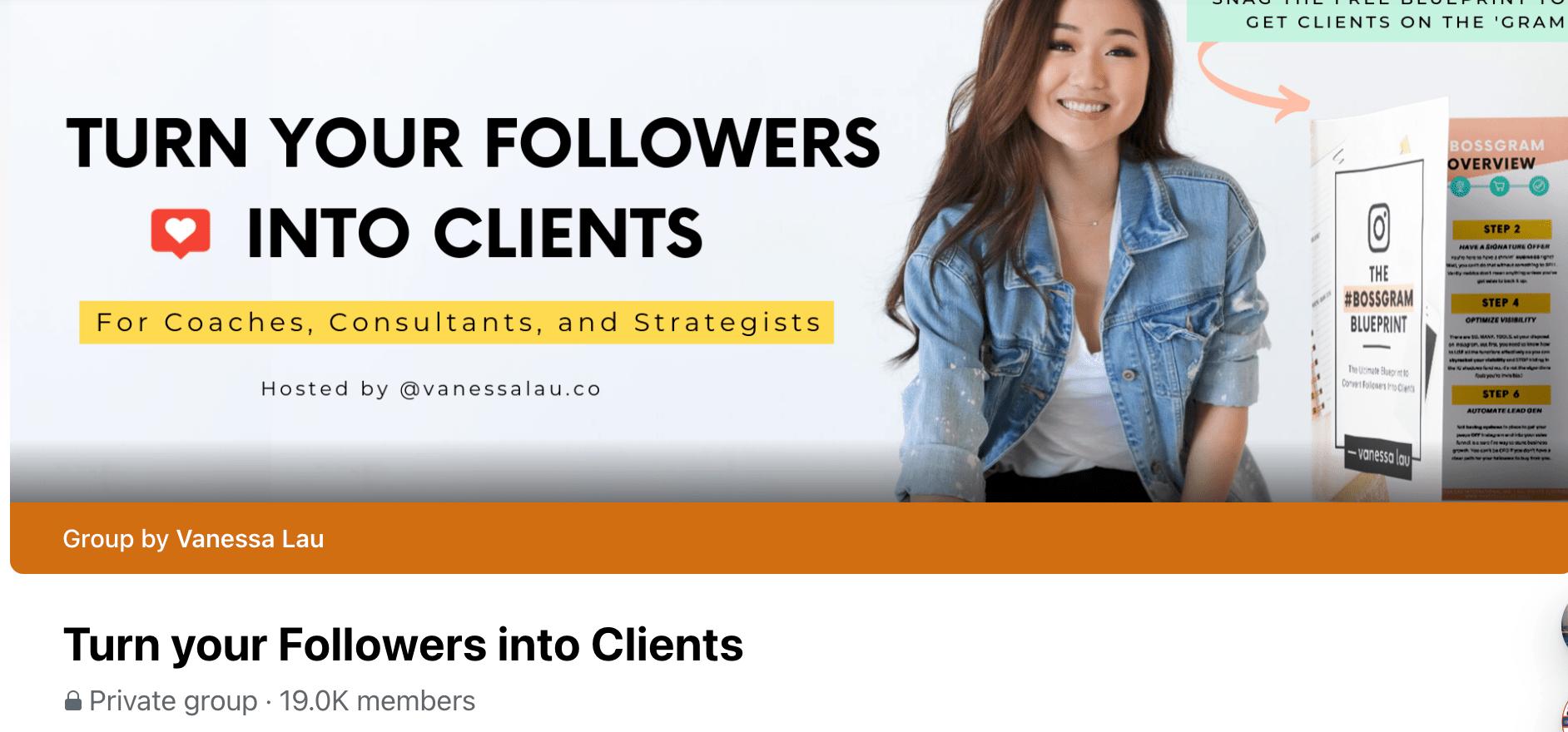 personal branding social media example Linkedin page -min