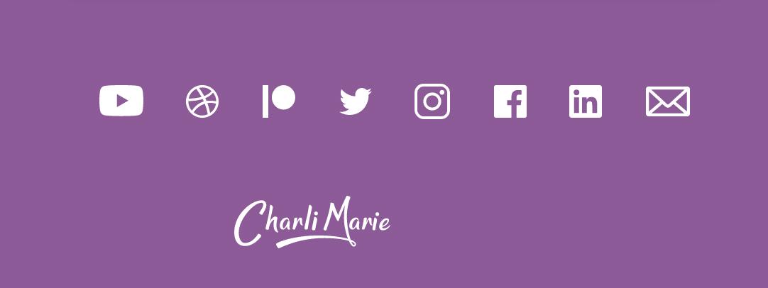 personal branding social media website CTA's-min