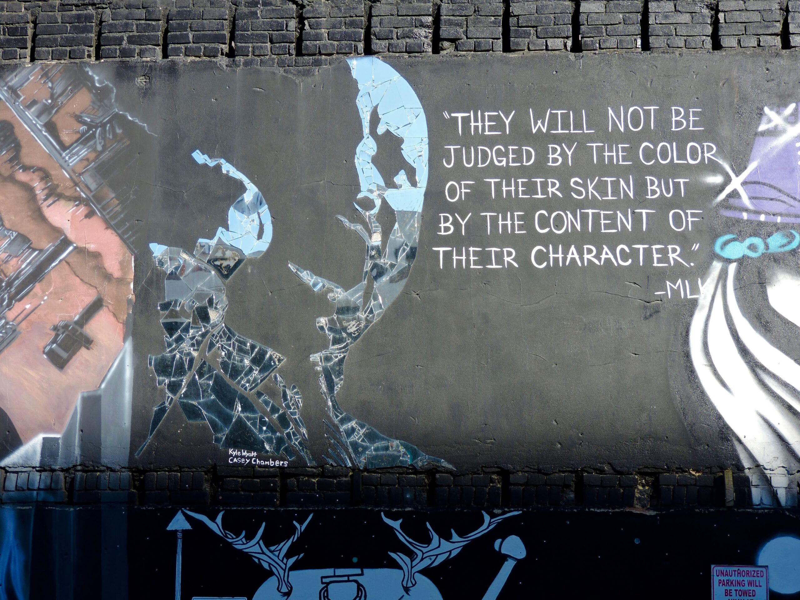 Martin Luther King Quote on racism