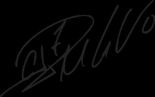 Cristiano Ronaldo hand Signature
